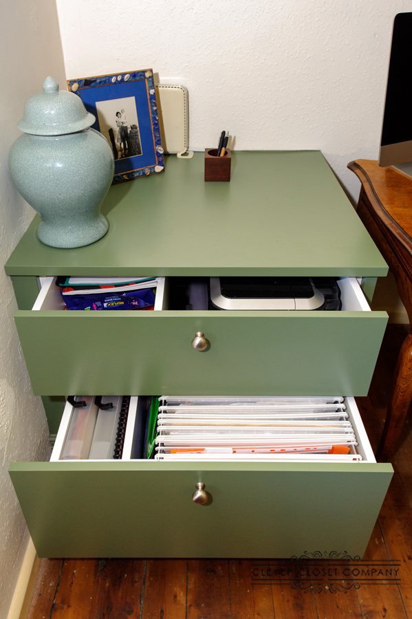 Custom File Drawer