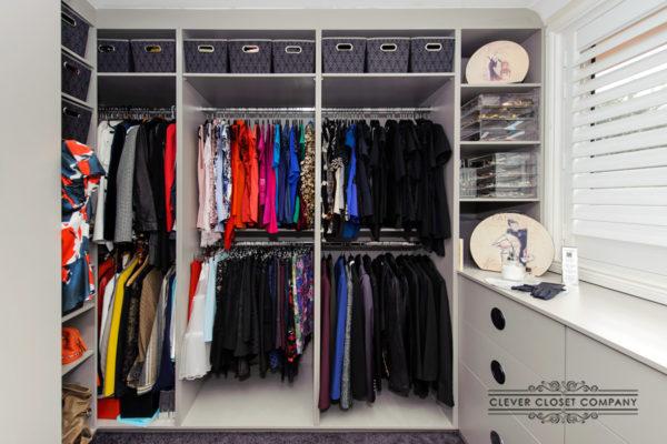 Grey Dressing Room