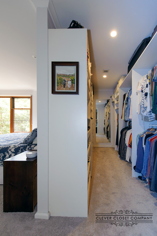 Main Bedroom Decor Pictures: Clever Closet Company