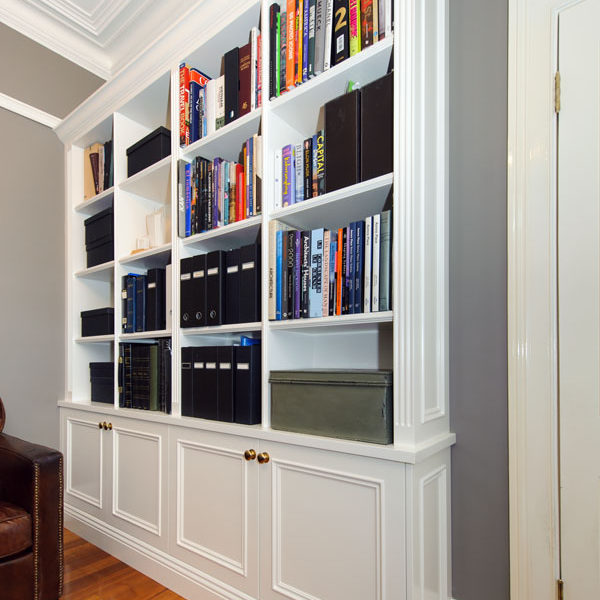 Side View Bookcase